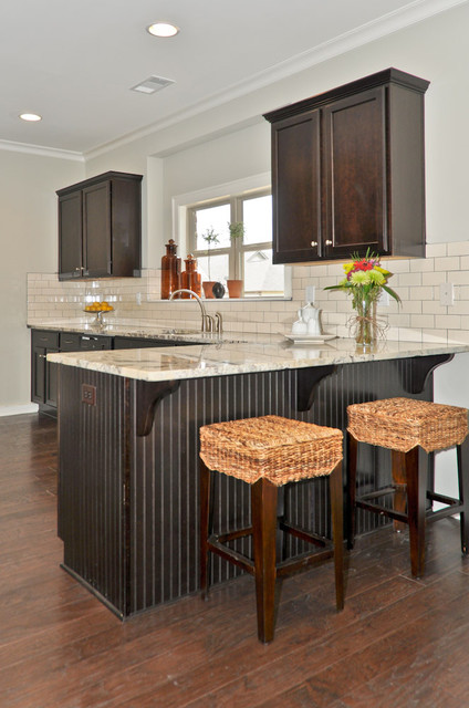 Signature Homes Kitchen at Chace Lake kitchen