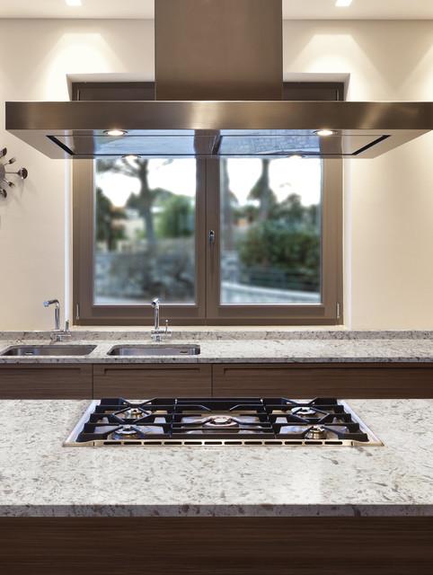 Silestone Arctic - Kitchen - other metro - by Silestone USA