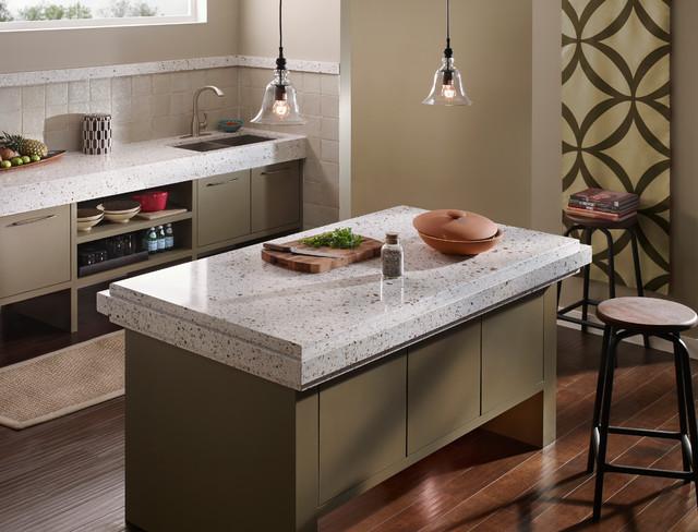 Silestone in seleno kitchen other by gerhard 39 s - Silestone showroom ...