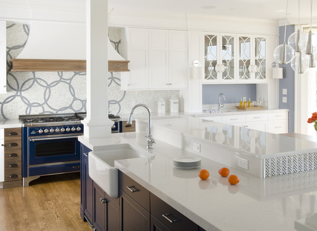 Silestone Lagoon Kitchen Contemporary Kitchen Seattle By Cosentino Center Seattle