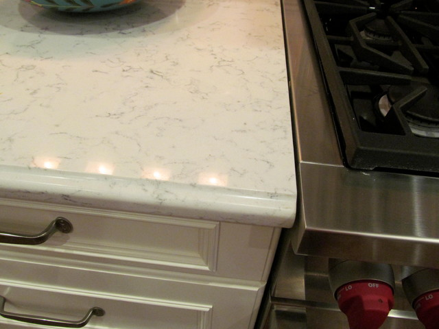 Kitchen   Traditional Kitchen Idea In New York. Save Photo. Soshunt ·  Silestone Lyra Countertop
