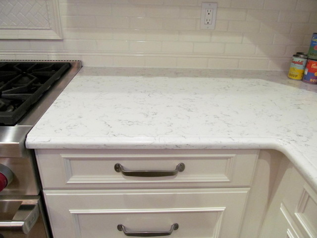 Silestone Lyra Countertop Traditional