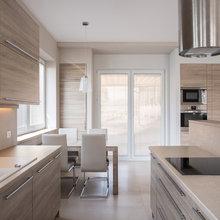 Silestone - Modern Kitchen