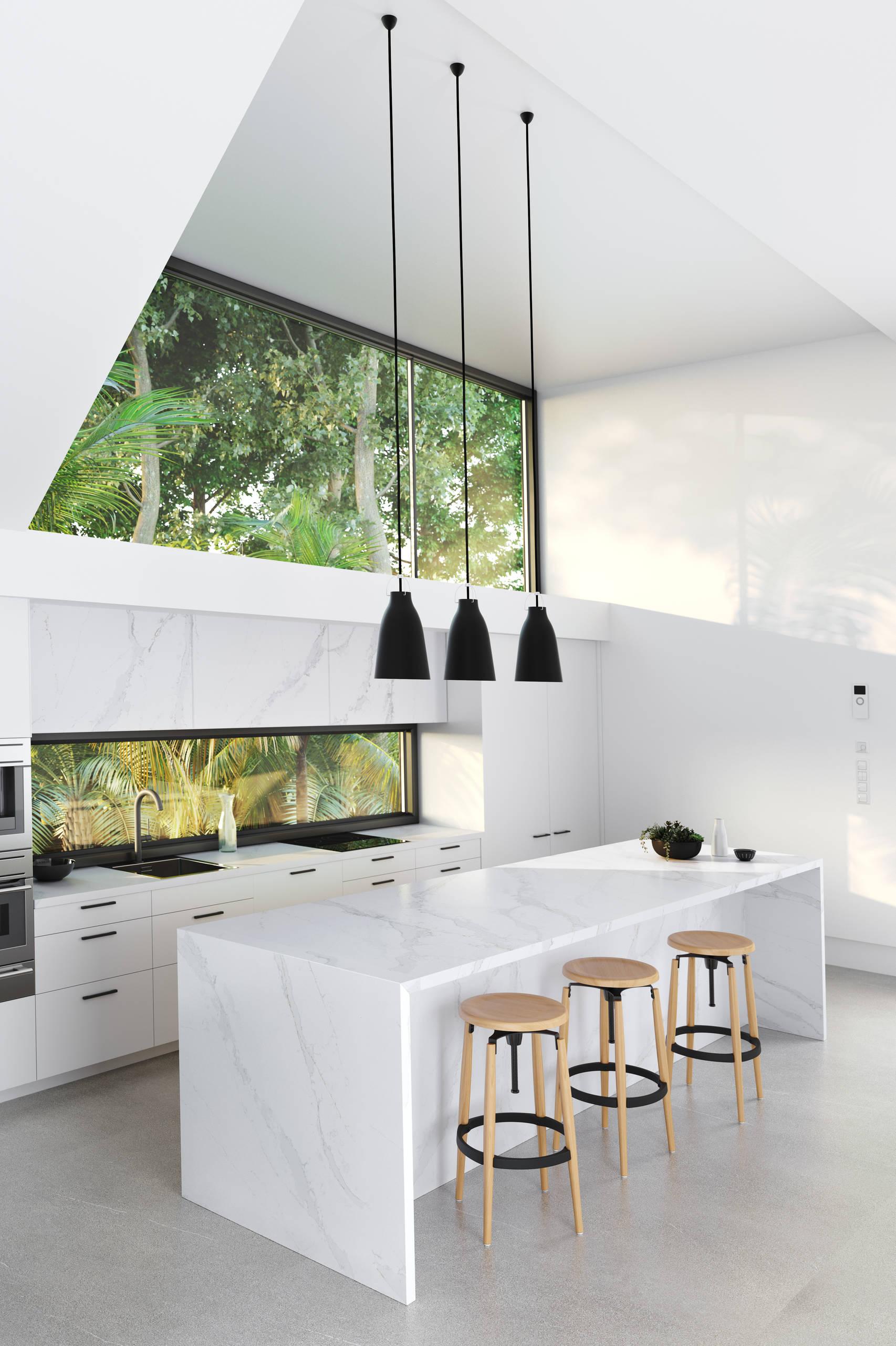 75 Beautiful Modern Kitchen Pictures Ideas April 2021 Houzz