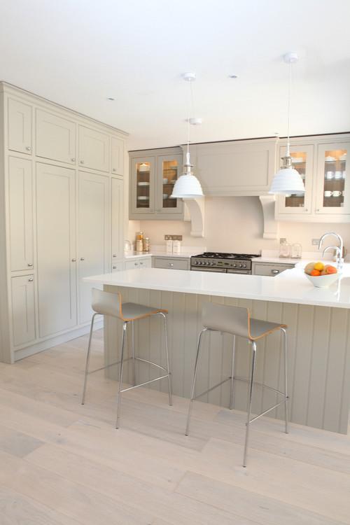 farmhouse kitchen - Membuat Desain Dapur Yang Ideal