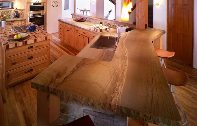 Siltstone Counte Top kitchen-countertops