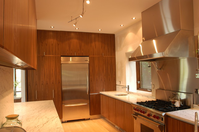 silver birch contemporary kitchen toronto by