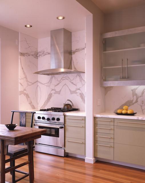 Silver - Contemporary - Kitchen - San Francisco - by John Lum ...