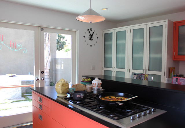 Silver Lake Project Contemporary Kitchen los angeles