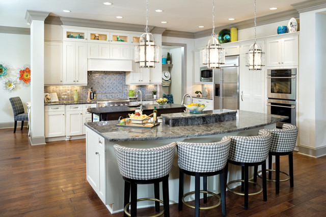 silver oak 1222 traditional kitchen raleigh by arthur rutenberg homes. Black Bedroom Furniture Sets. Home Design Ideas