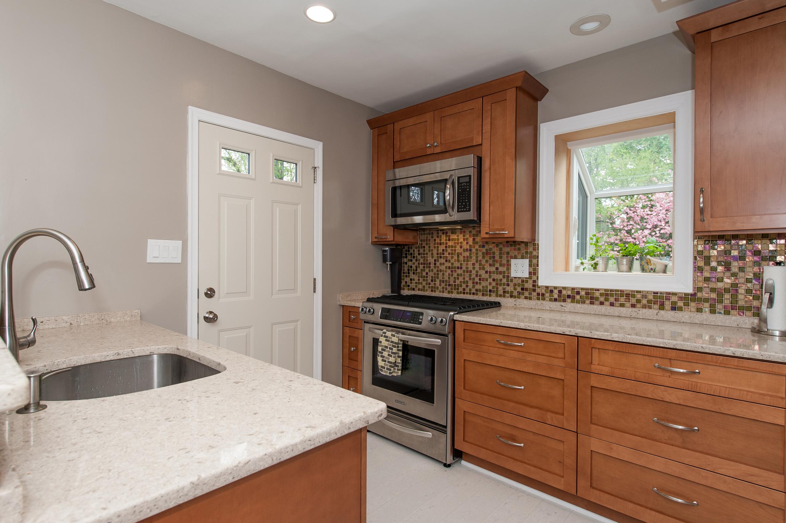 Silver Spring - Transitional Kitchen Remodel