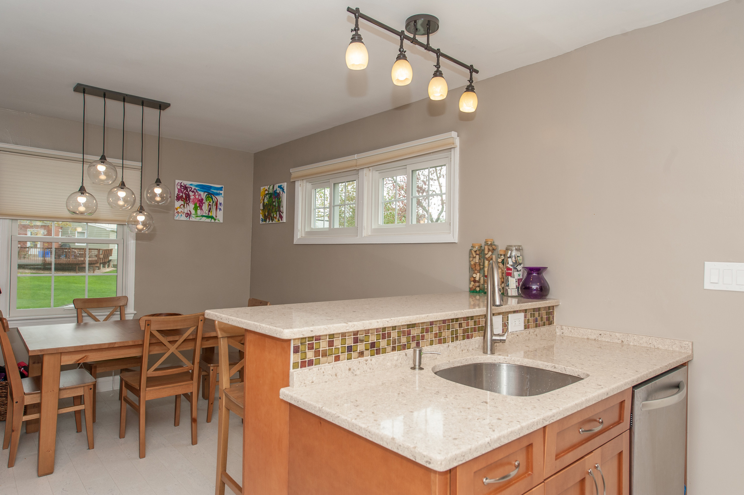 Silver Spring - Transitional Kitchen Remodel