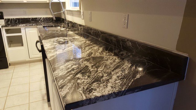 Silver Wave Granite By Vision