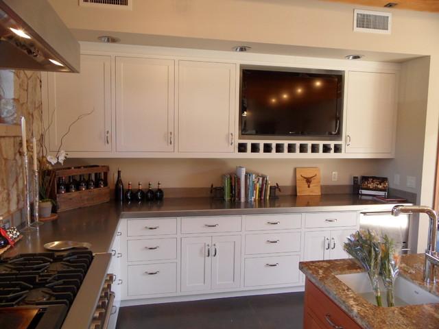 Silverado Trail contemporary-kitchen