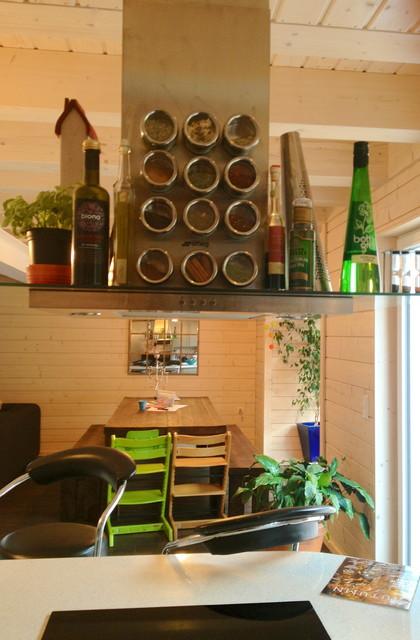 Silverbirch house contemporary-kitchen