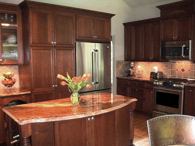 Silverdale Area Traditional Kitchen Remodel traditional-kitchen