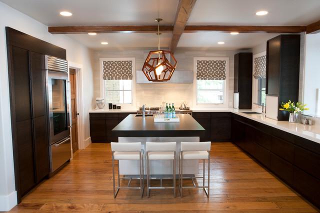 Silverlake transitional-kitchen