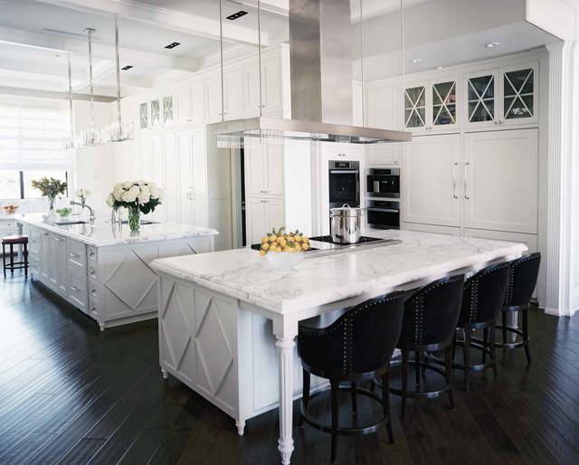 Silverleaf traditional-kitchen