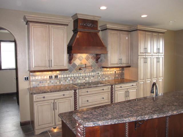 Silvernails Construction rustic-kitchen