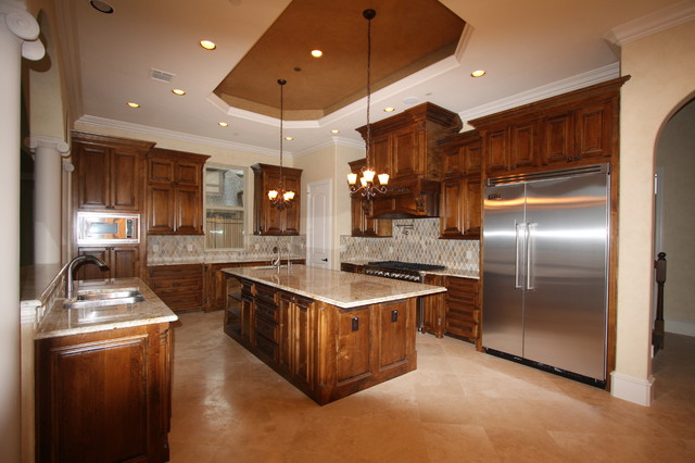 Silverton Project traditional-kitchen