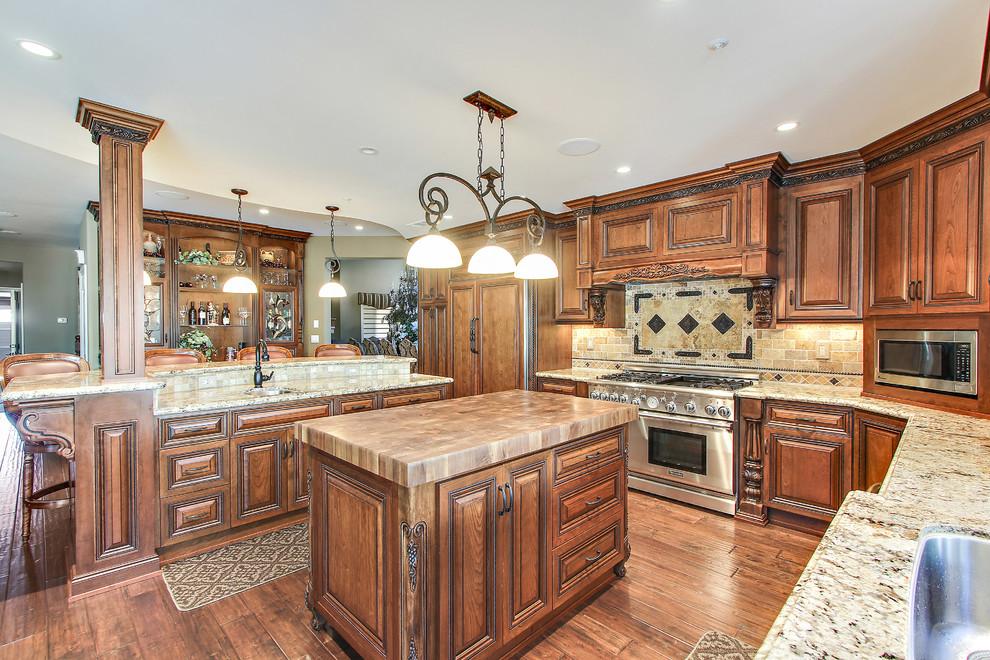 Silverwood - Rancho Cucamonga, CA - Traditional - Kitchen ...