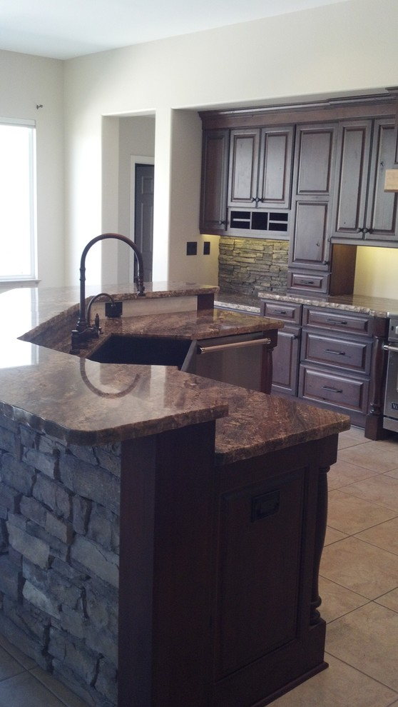 Simi Valley 1 - Kitchen - Los Angeles - by Kitchen ...
