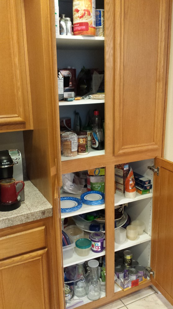 Simi Valley Kitchen Reface - Contemporary - Kitchen - Los ...