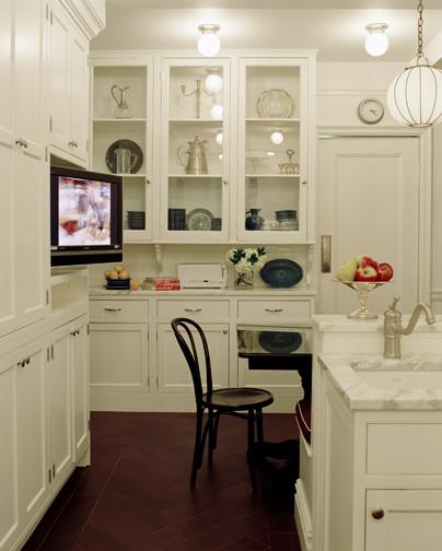 Simone Apt. Kitchen,  NYC traditional-kitchen