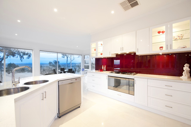 Simple Elegance by Design Unity - Contemporary - Kitchen ...