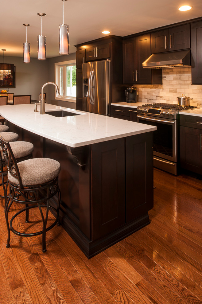 Simple Elegance - New Kitchen Project in Buffalo ...