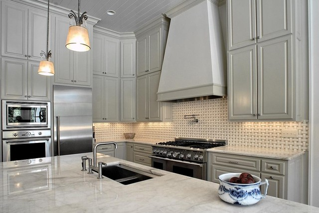 Simple Elegance Traditional Kitchen