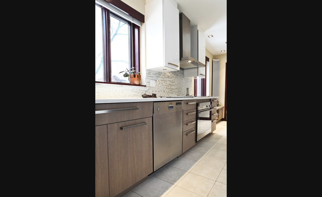 Simply brilliant modern kitchen montreal by - Nouvelle cuisine montreal ...