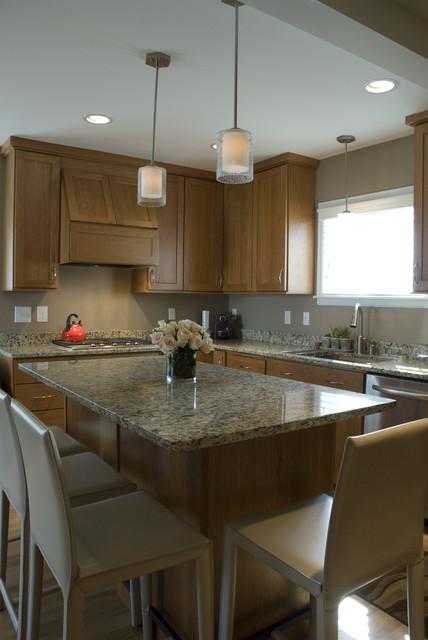 Simply Modern modern-kitchen