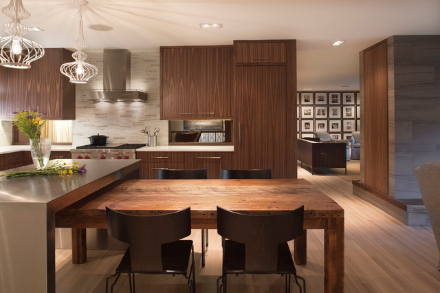 Simply sophisticated contemporary kitchen minneapolis by eminent interior design - Kitchen design minneapolis ...