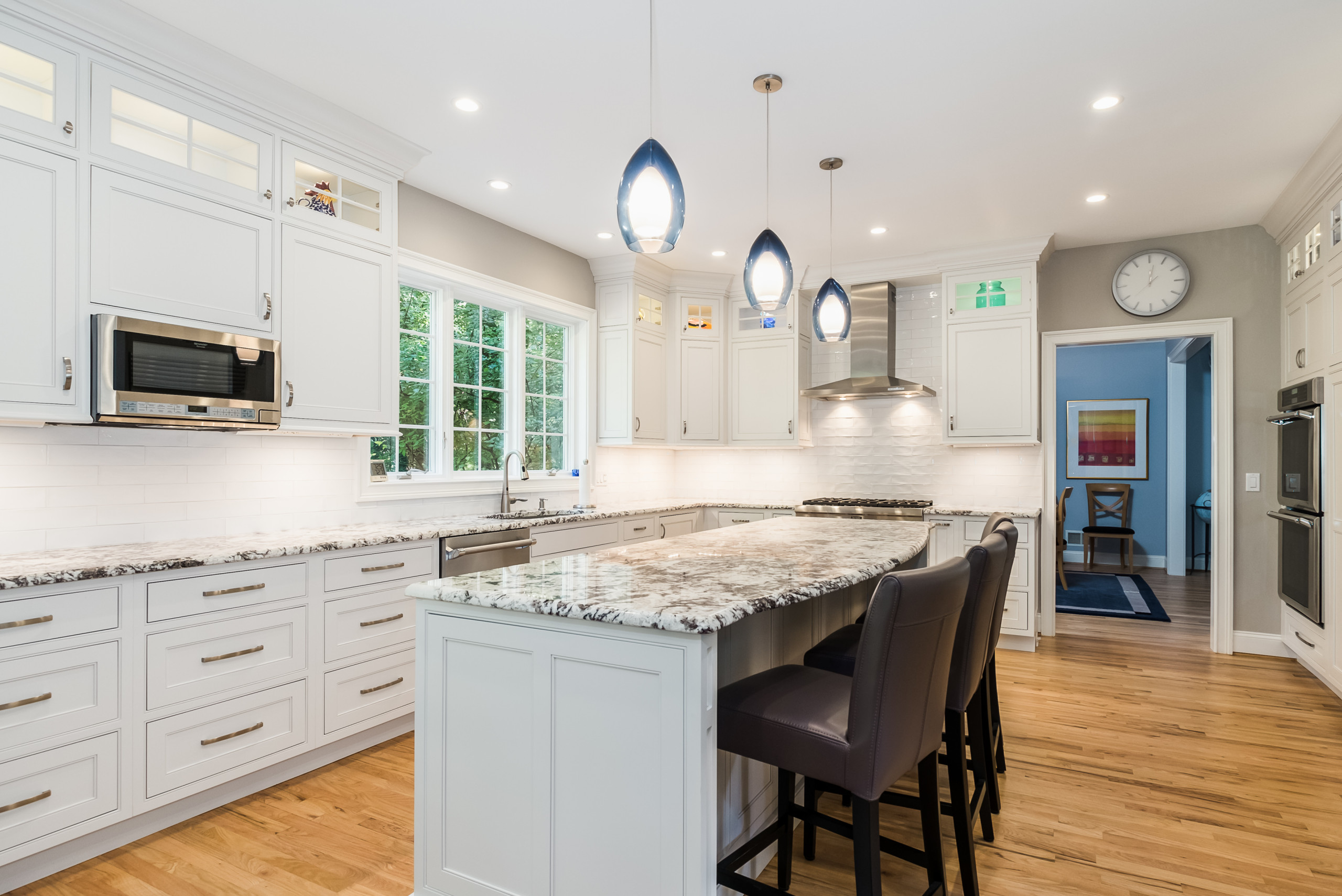 Simsbury Kitchen from 1996 gets a new lease
