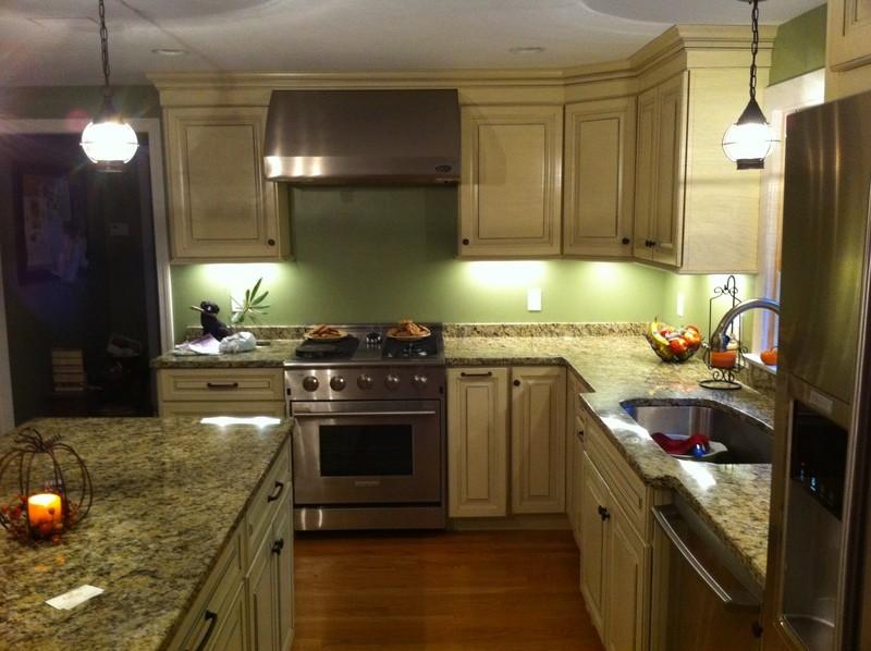 Simsbury kitchen