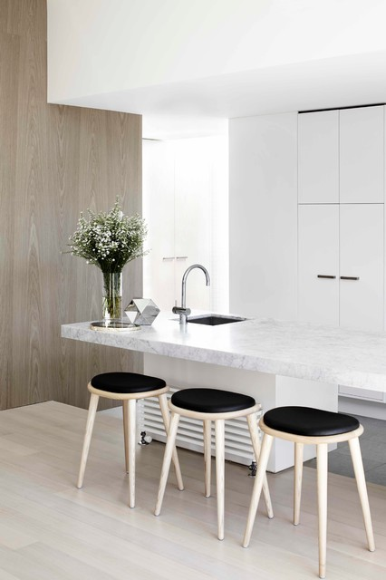 Sinclair Residence Contemporary Kitchen Melbourne