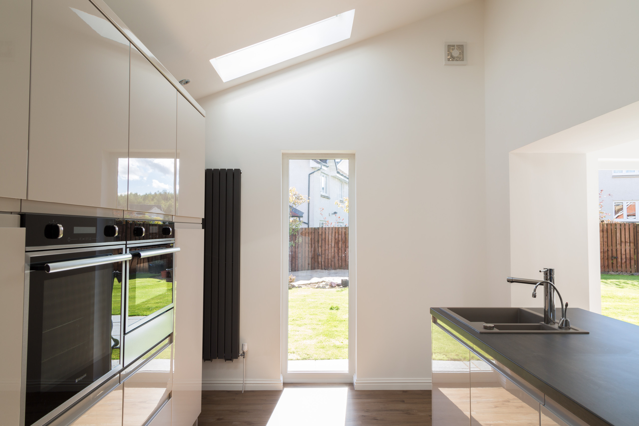 Single Storey Extension, Stepps