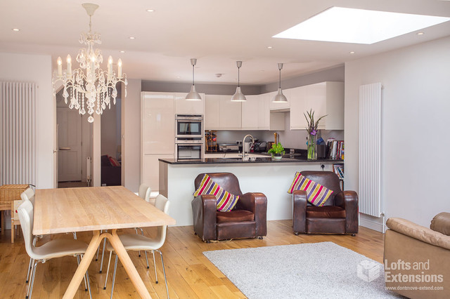 Single Storey Kitchen Extension In Twickenham