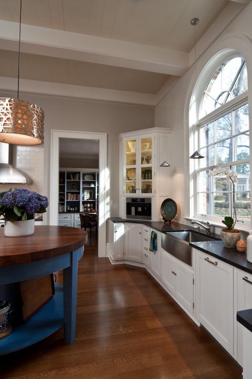 Modern garden design journal stainless steel apron sink - Kitchen designs unlimited ...