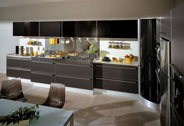 Snaidero Kitchen Cabinets Design Ideas