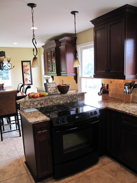 Skippack Kitchen traditional-kitchen