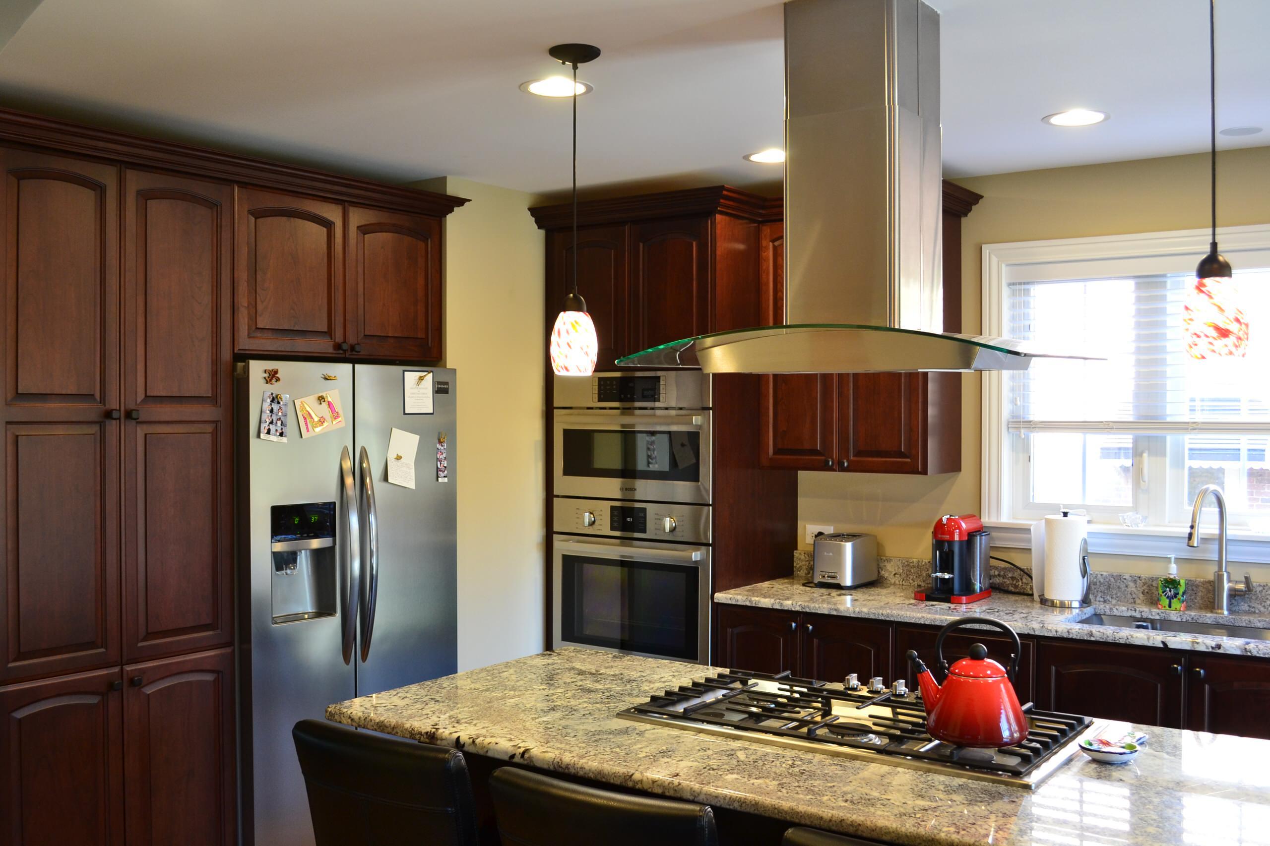 Skokie - Kitchen and Master suite addition