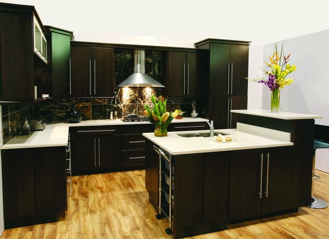 Slap Style Kitchen Modern Kitchen Other By Brian Custom Made