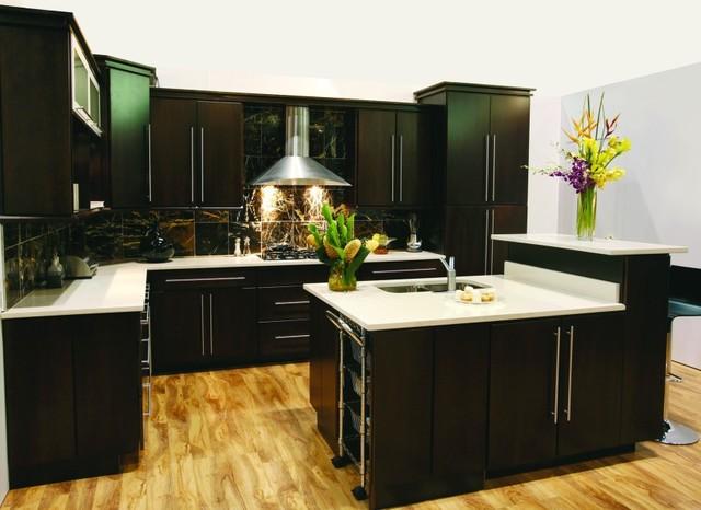 Slap Style Kitchen Modern Kitchen