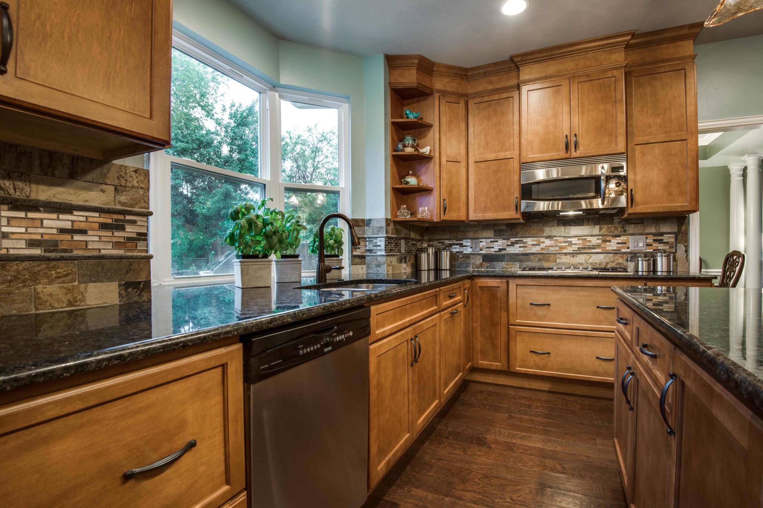 Slated Kitchen