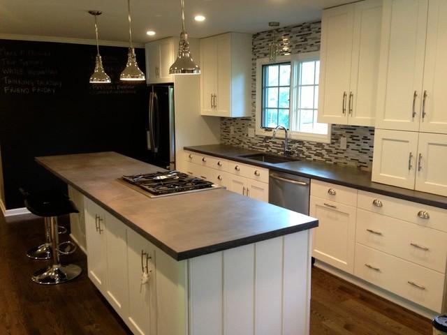 Slater Kitchen traditional-kitchen