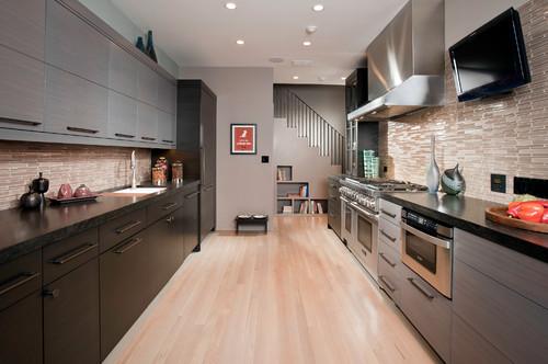 Sleek Kitchen · More Info