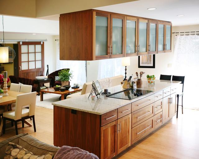 1980s ranch facelift modern-living-room