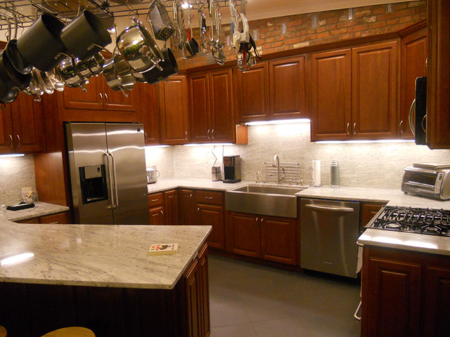 Slide Show of Products traditional-kitchen